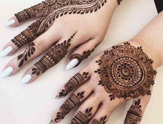 Arabic Mehndi Design For Men: Beautiful Arabic Mehndi Designs For Ladies