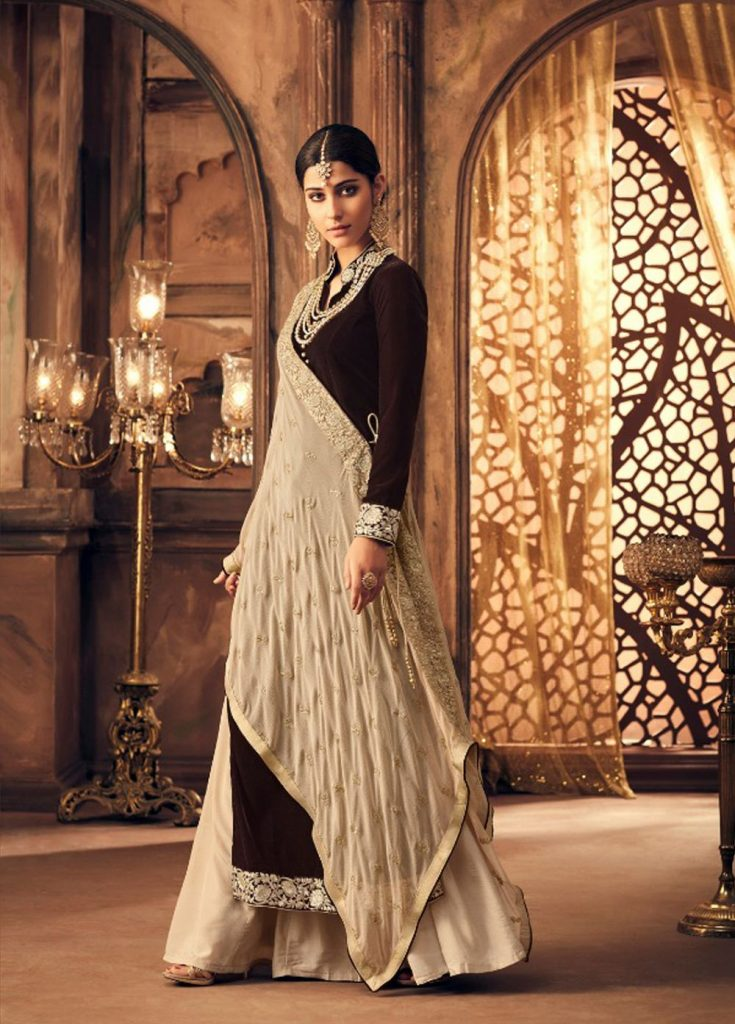 Gul Ahmed Winter Embroidered Velvet Suits Top Hit Fashion