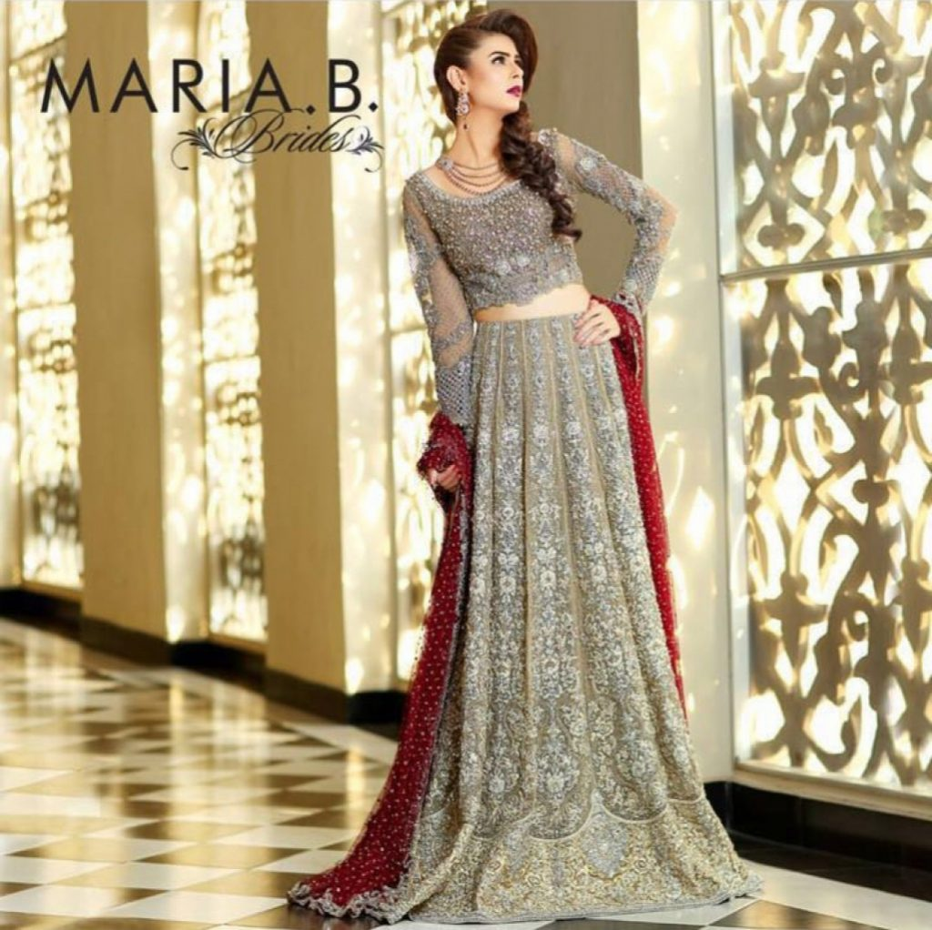 Images Mbroidered Collection 2020 By Maria Top Hit Fashion