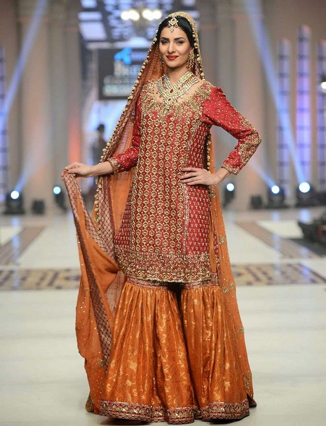 Designs Pakistani Bridals Mayon Suits Top Hit Fashion