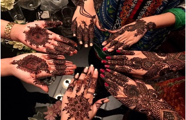 Latest Stylish Eid Mehndi Designs For Hands Top Hit Fashion