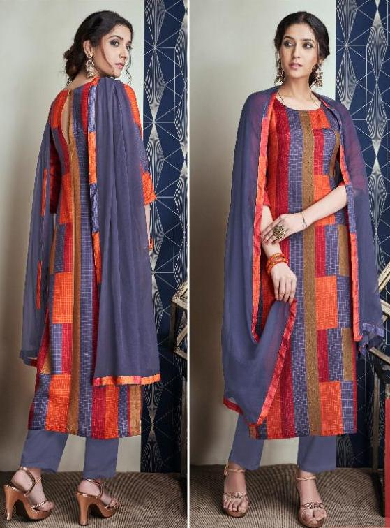 Latest Designs Woolen Salwar Suits 2020 Top Hit Fashion