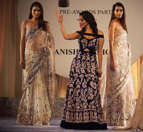 Manish Malhotra Wedding Wear Sarees Designs Top Hit Fashion