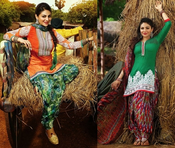 Newly Punjabi Salwar Suits Designs 2020 Top Hit Fashion